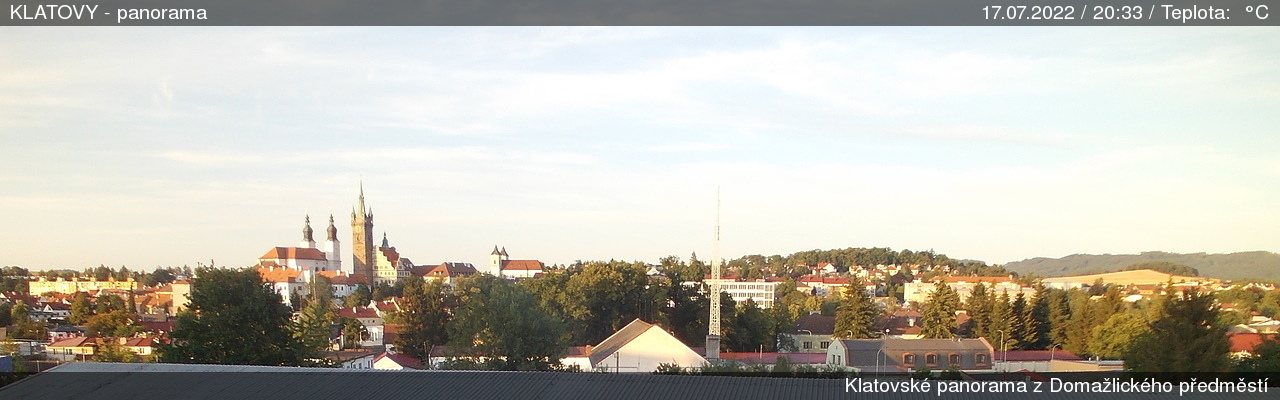 Panorama Klatov