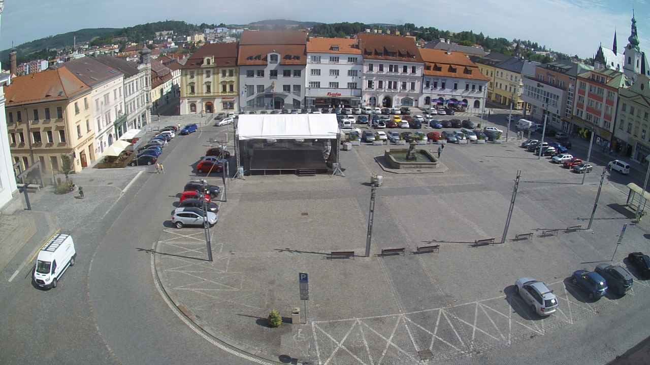 Webkamera - Klatovy
